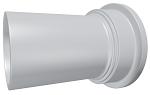 Адаптер фланцевого соединения для электрофузионной сварки