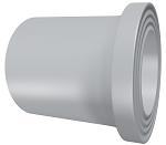 Адаптер фланцевого соединения для торцевой сварки