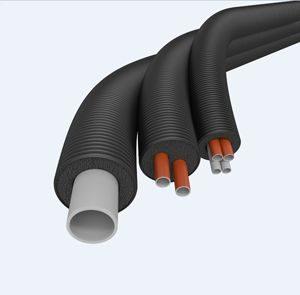 Гибкие трубопроводы для отопления