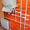 Подключить баню к отоплению дома